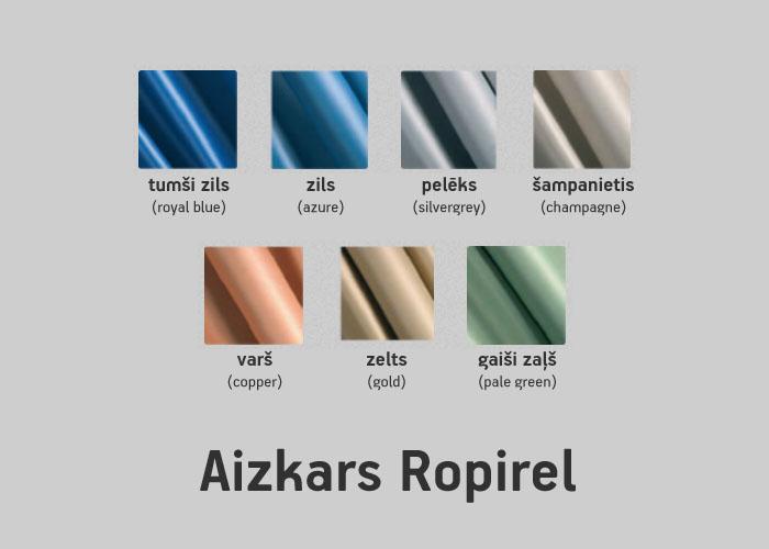 Ropimex aizkari Ropirel