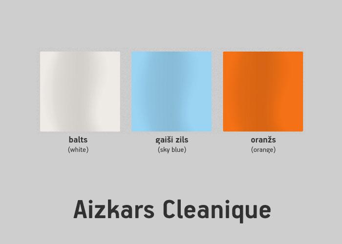 Ropimex aizkars Cleanique