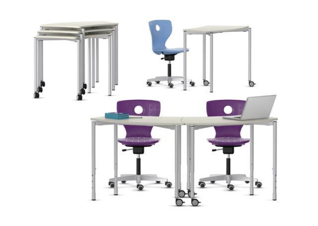 Vienvietīgs galds Shift+