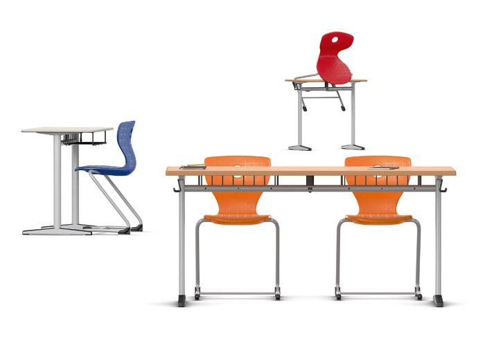 Uno M desk