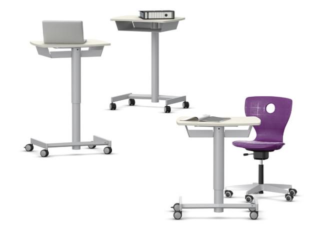 Tribīnes galds Shift+