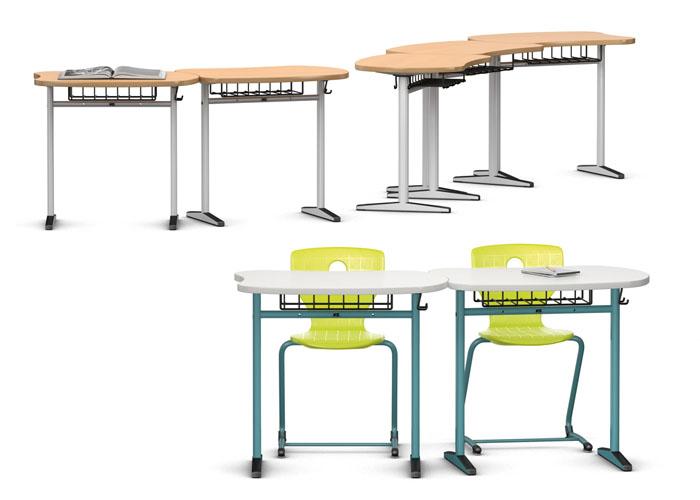 UnoBean desk